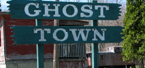 Findlay's Ghost Town - YouTube